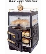 Victorian The Queen Victoria Potato Baker