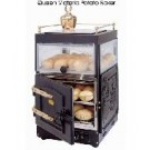 Victorian The Queen Victoria Potato Baker